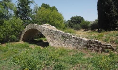 Skarfou Bridge - Paphos