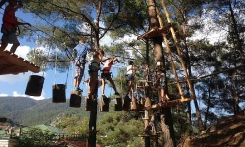 Sparti Rope Park - Platres