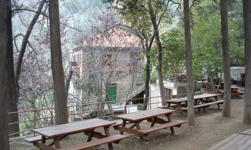 Stavros tis Psokas Camping Site