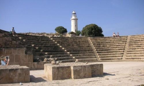 Paphos Ancient Theatre