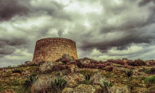 Pyrgos tis Rigenas (Tower of Regina) - Xylofagou