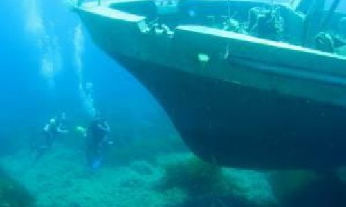 White Star Shipwreck