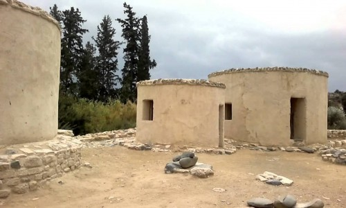 Choirokoitia Settlement - Archaeological Site
