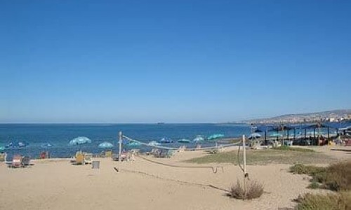 Faros Beach (Lighthouse), Paphos