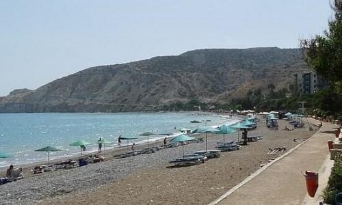 Kourion Beach, Limassol