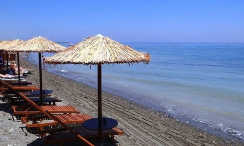 Agia Varvara Beach (Santa Barbara Beach), Limassol