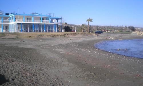 Agios Theodoros beach