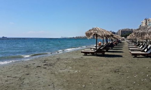 Akti Olympion Beach
