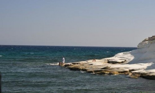 Agios Georgios Alamanou beach
