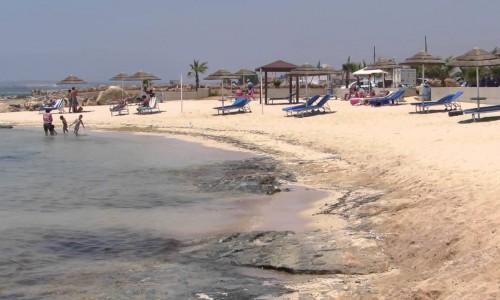 Ayia Thekla beach