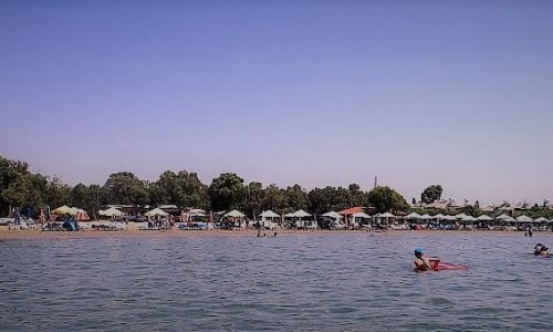 Dasoudi Beach (Dhekelia) - Larnaca