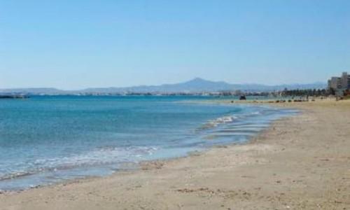 Dhekelia Beach
