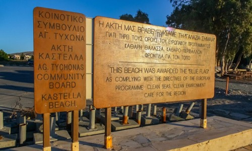 Castella Beach, Limassol