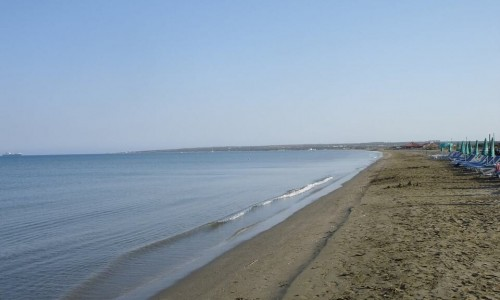 Ladys Mile beach, Limassol