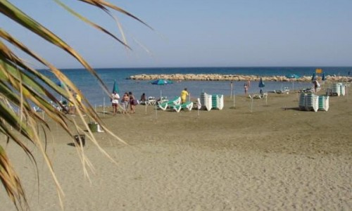 Lenios beach