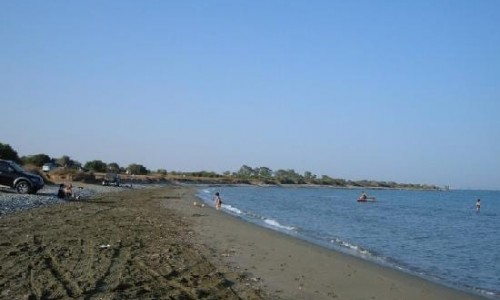 Mazotos Beach