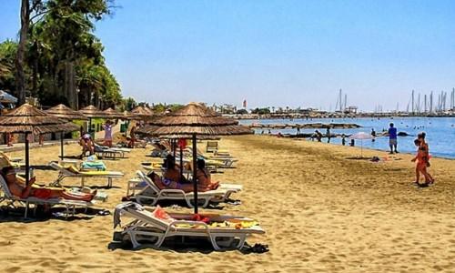 Pareklissia Beach