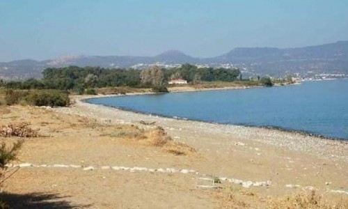 Polis Municipality beach