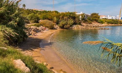 Sirena beach (Mina beach)