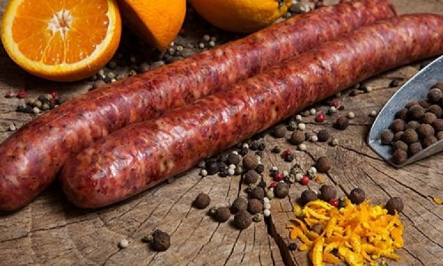 Cypriot Sausages