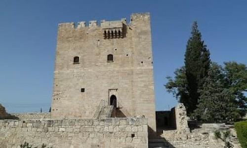 Cyprus castles
