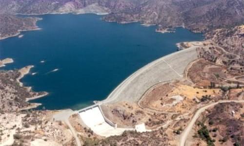 Cyprus Dams