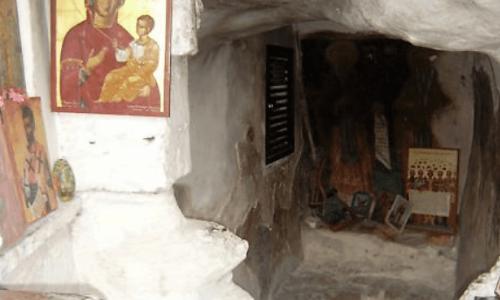 318 Holy Fathers Chapel (Agioi Pateres) - Archimandrita