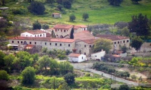 Agiou Mina Monastery