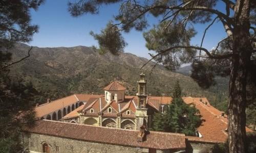 Machairas Monastery (Panagia Machaira)