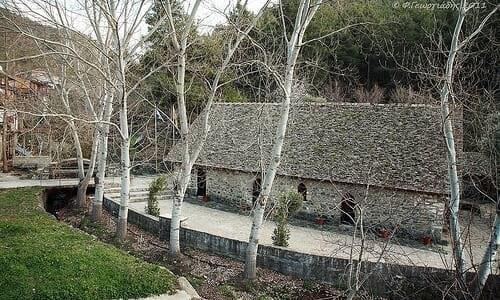 Panagia Chrysokourdaliotissa church