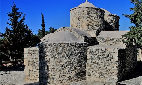 Agia Anastastia Byzantine Church, Pano Polemidia