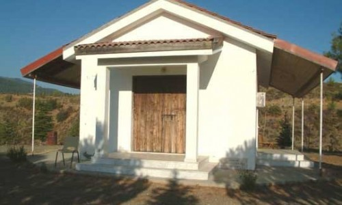 Agia Anna Chapel - Fini Vilage