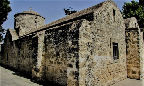 Agia Anna Church, Paralimni