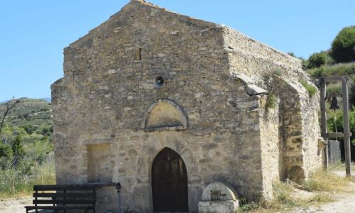 Agia Elisavet Chapel - Agios Amvrosios Village