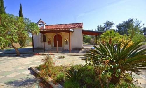 Agia Irene Chrysovalantou Chapel - Mathiatis