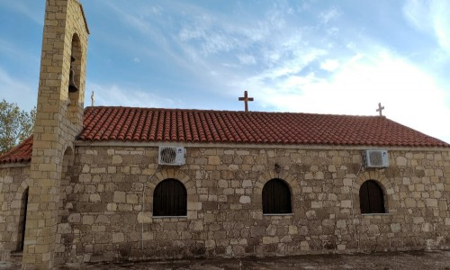 Agia Marina Church, Agia Marinouda