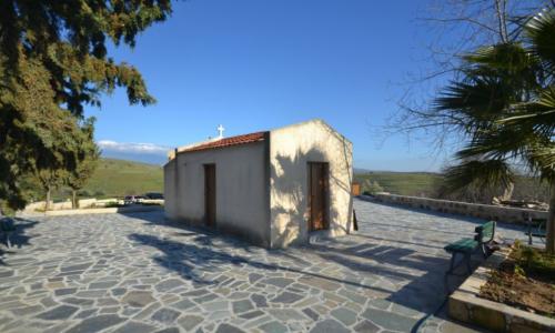 Agia Marina Chapel – Drinia/Thrinia