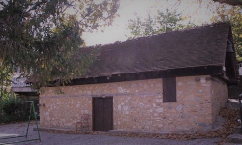 Agia Marina Chapel, Pedoulas