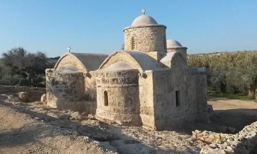 Agia Marina Chapel – Deryneia Village