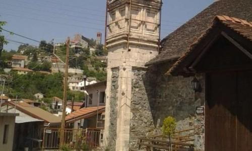 Agia Marina Church - Kyperounta