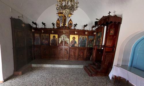 Ayia Thekla Chapel, Sotira
