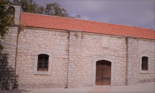 Chapel of Agia Varvara - Statos Agios Fotios Village