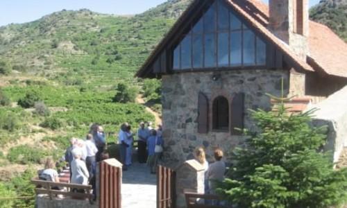 Agia Kyriaki Chapel - Agros Village