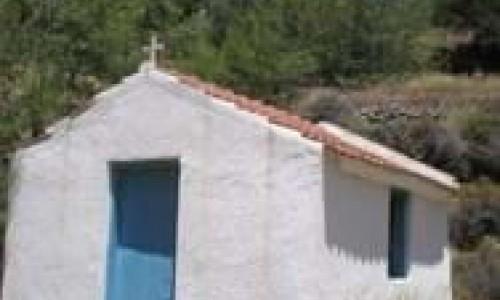 Agia Thekla Church - Pomos