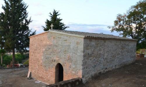 Agia Varvara Chapel
