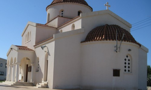 Agion Andronikou and Athanasias Church, Mandria Village