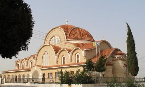 Agion Panton Church - Deryneia