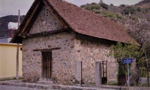 Agiou Andronikou and Agia Athanasia Chapel, Kalopanayiotis
