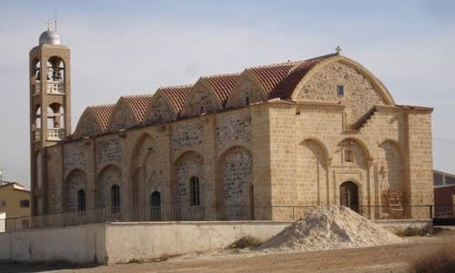 Agiou Avxiviou Church - Nicosia