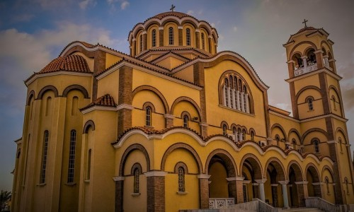 Agios Dimitrios Church, Paralimni